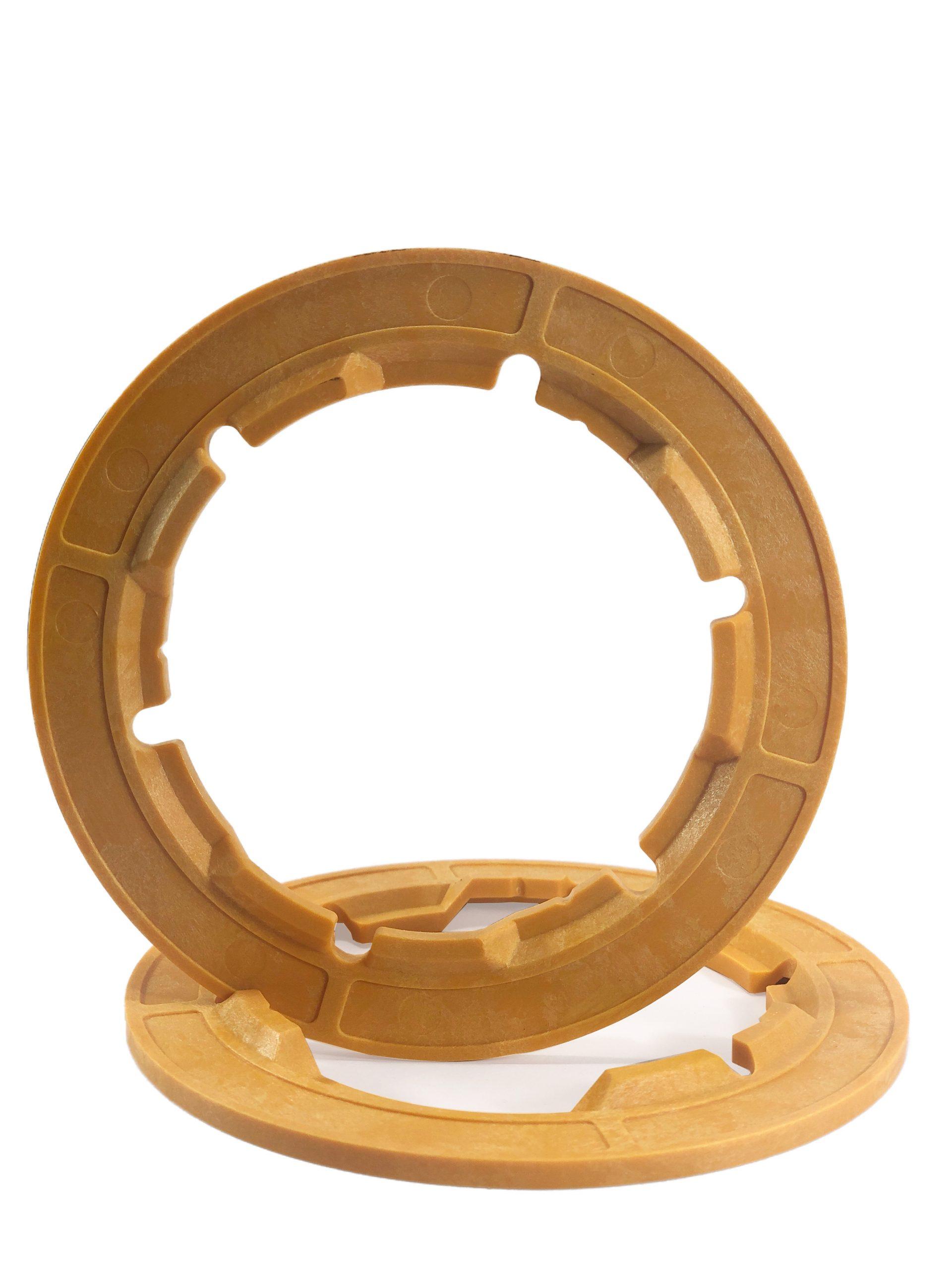 hub magnetic tape